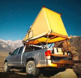 Новая 2-х местная палатка на крышу авто Go Fast Camper от GFC