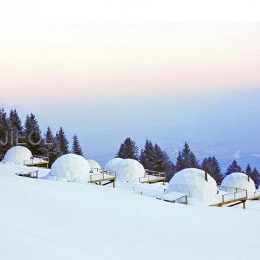 Тент-палатка на металлическом каркасе Geo5